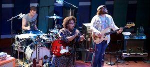 Feature Alabama Shakes World Cafe Live