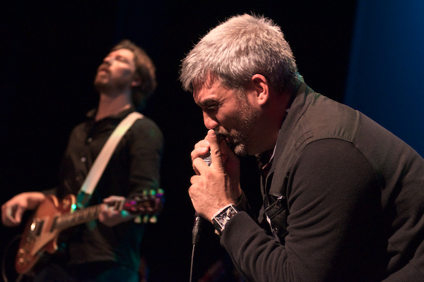 Taylor Hicks Jamie McLean Band
