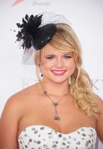 miranda lambert kentucky derby hat