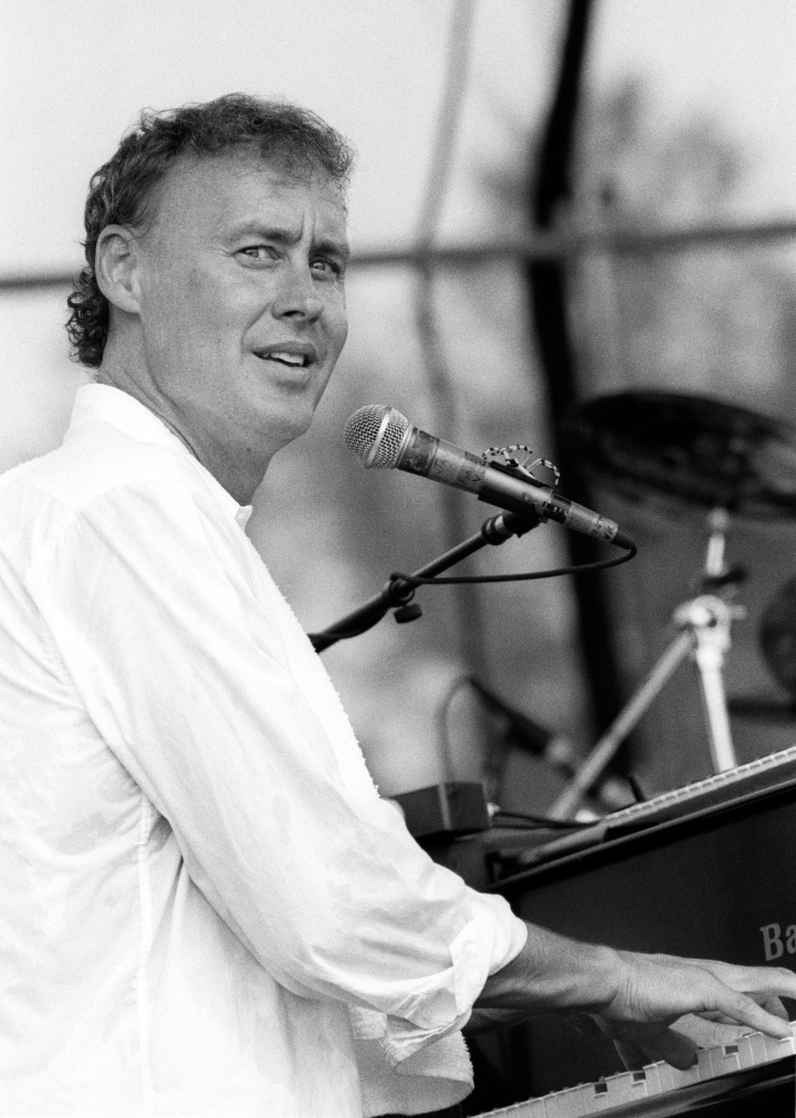 Bruce Hornsby Live