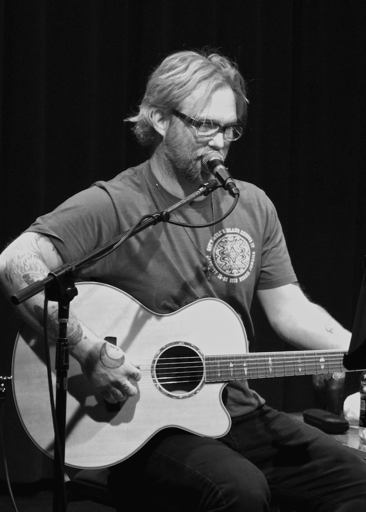 Anders Osborne at World Cafe Live, Philadelphia, PA.