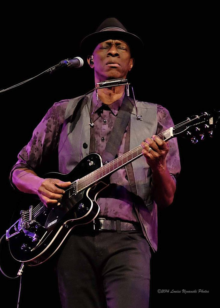 Keb' Mo' at Millville, NJ's Levoy Theater