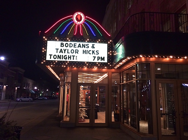 Genesee Theatre Marquee